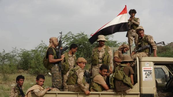 القوات الحكومية تحاصر مليشيا الحوثي في مركز باقم صعدة من محورين