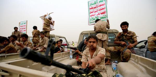 ضحايا مدنيون في إطلاق مليشيا الحوثي مضادات أرضية بمدينة الحديدة