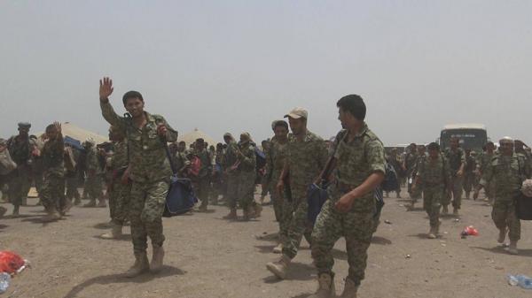 وصول تعزيزات جديدة لحراس الجمهورية في الحديدة هي الثانية خلال 24 ساعة