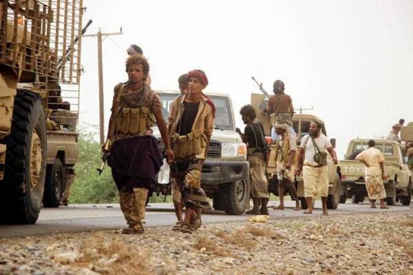 تكبيد الحوثيين عشرات القتلى والجرحى وخسائر في العتاد أثناء هجومهم على التحيتا
