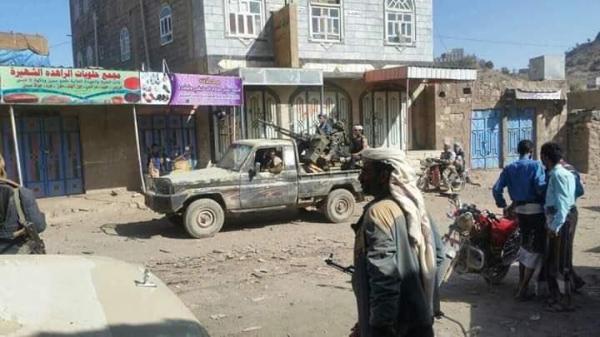 مليشيات الحوثي تنفذ حملة اختطافات تستهدف المواطنين في الحُشا بالضالع