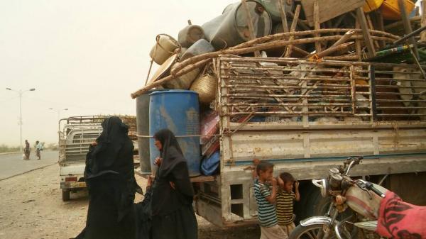 مليشيا الحوثي تواصل التنكيل بالمدنيين داخل مدينة الحديدة