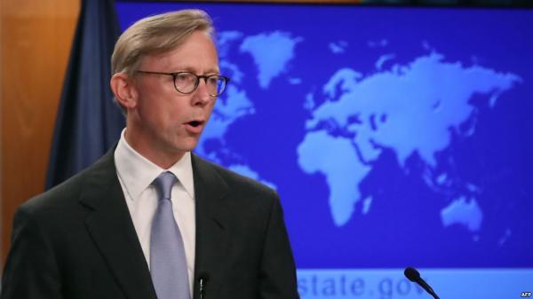 المبعوث الأمريكي إلى إيران: على نظام طهران التوقف عن زعزعة المنطقة أو الانهيار