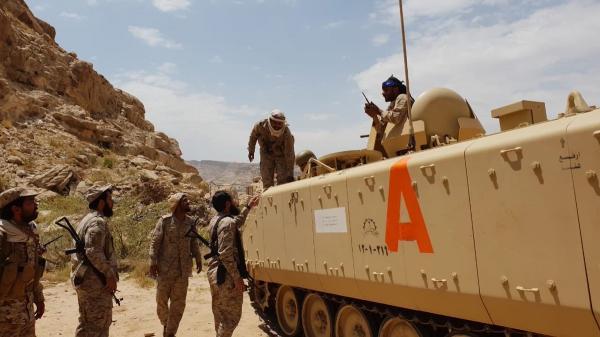 تأمين مواقع جديدة برازح صعدة عقب هجوم مباغت على مواقع تمركز الحوثيين