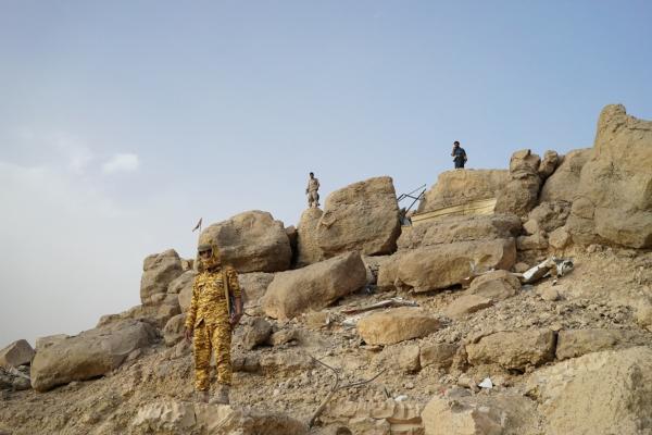 مصرع عدد من عناصر مليشيا الحوثي في جبهة المصلوب بالجوف