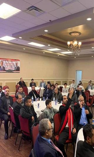فيديو- الجالية اليمنية بأمريكا وقيادات مؤتمرية تحيي ذكرى انتفاضة ديسمبر واستشهاد الزعيم ورفيقه الأمين