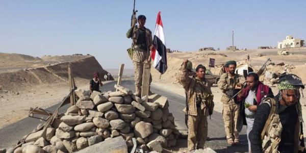 القوات الحكومية تحرر مواقع جديدة في كتاف صعدة وقتلى حوثيون بينهم قناصة