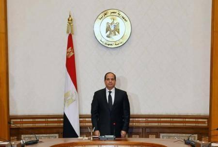 بيان رسمي: الرئيس المصري يزور السعودية يوم الأحد