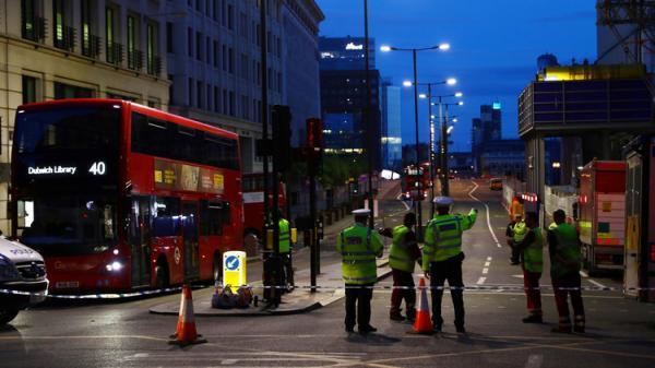 الشرطة البريطانية تكشف هوية اثنين من منفذي اعتداء لندن