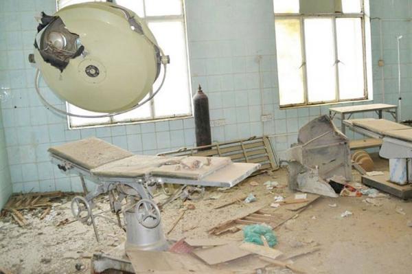 وزارة الصحة: 413 منشأة صحية دمرها العدوان السعودي   وكالة خبر للأنباء