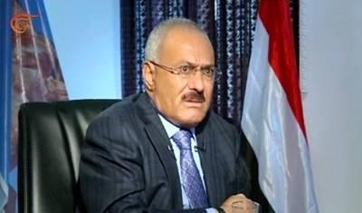 صالح: الإخوان بضاعة الوهابيين.. ولن أعود للسلطة ولو اجتمع العالم
