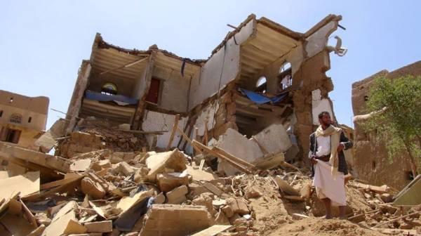 شهداء وجرحى في قصف جوي على غمر وحيدان بصعدة