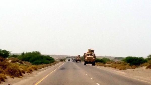 القوات المشتركة بالساحل الغربي تكبد المليشيا الحوثية خسائر فادحة في العدد وتدمر منصة اطلاق صاروخية