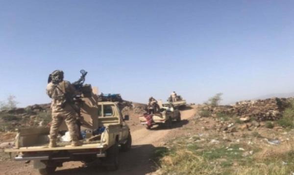 مصرع وجرح حوثيين بينهم قيادات ميدانية في هجوم فاشل غربي قعطبة بالضالع