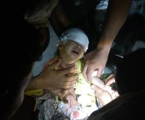 استشهاد وجرح 4 مدنيين بقصف مدفعي حوثي استهدف أحياء سكنية بحيس