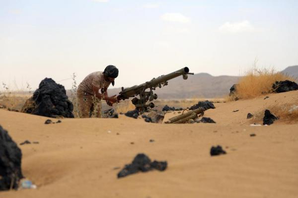 خسائر المليشيات الحوثية تتصاعد بقصف مدفعي وجوي بمأرب