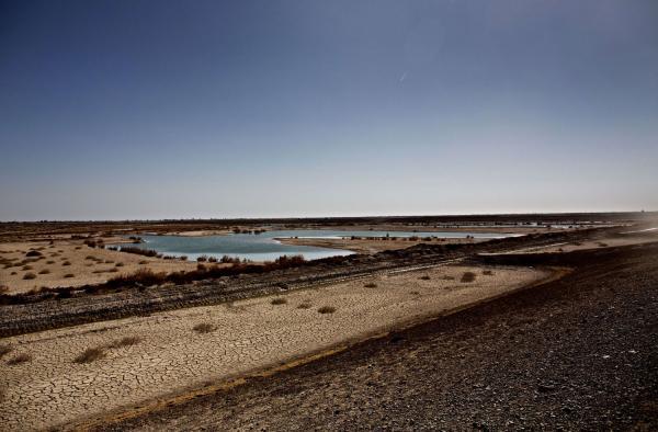 الإفلاس المائي تهديد وجودي يواجه إيران