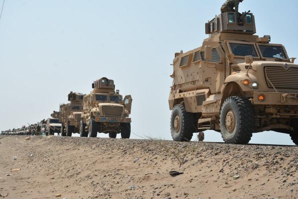 مصرع خمسة حوثيين وجرح آخرين في إحباط المشتركة محاولة تسلل لهم جنوبي الحديدة