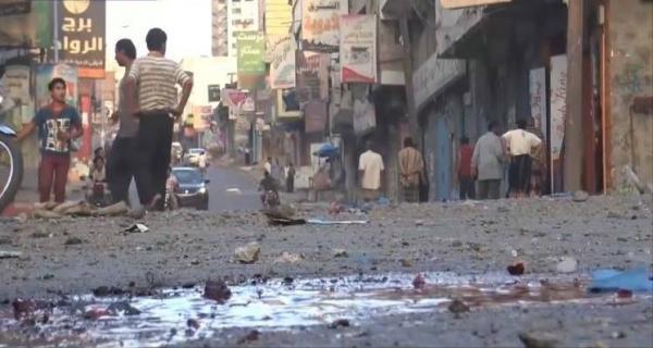 مقتل جندي و إصابة آخرين في انفجار عبوة ناسفة  بتعز