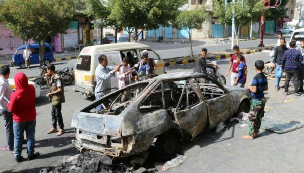 نفّذتها قوات حوثية وحكومية في تعز.. مركز حقوقي يوثّق 74 جريمة قتل وإصابة ونهب ممتلكات خلال أغسطس