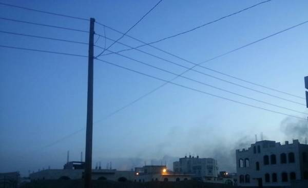 اعتداء تخريبي يطال خطوط الكهرباء في أحد مداخل العاصمة