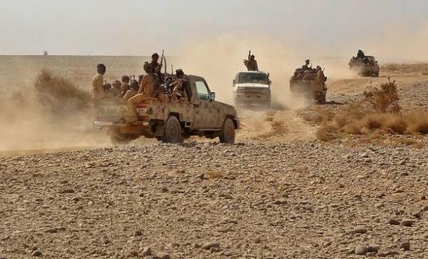 القوات الحكومية تسيطر على خمس قرى ومواقع بمأرب