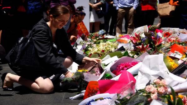 حداد في أستراليا على ضحايا عملية تحرير الرهائن