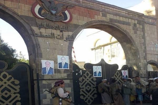 أزمة طرد الحوثيين من وزارة الدفاع