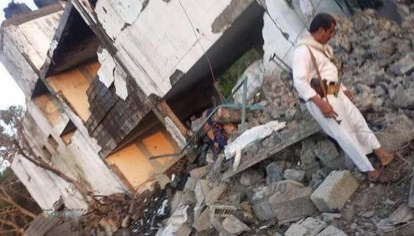 بالصــور| تفاصيل الهجوم على منزل اللواء الأحمر غرب اليمن.. والقاعدة يتبنى