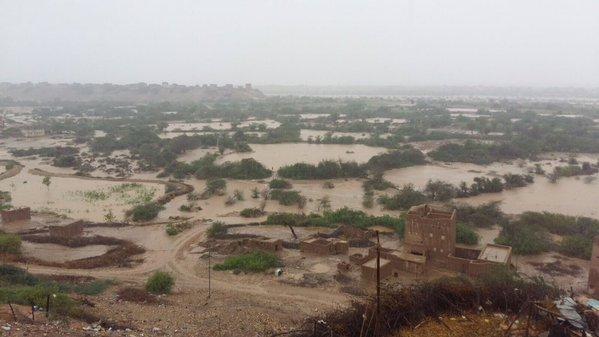 #اليمن .. #شبوة الاعصار #تشابالا